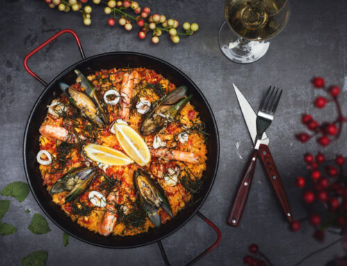 How To Make Authentic Spanish Paella